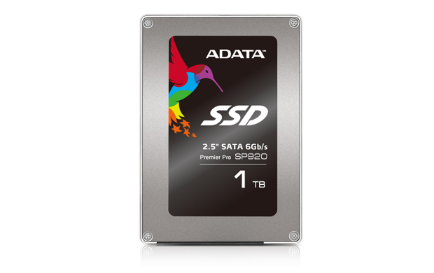 Premier Pro SP920 Series Solid State Drive